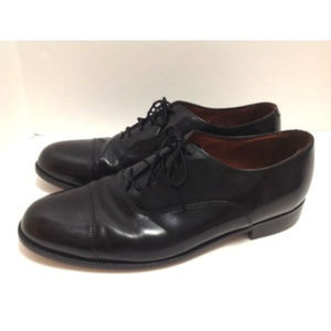 Bostonian Classics Shoes Cordovan Leather Sz 13M